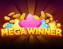 Mega winner