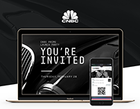 NBCUniversal Brand Launch | Event | Digital Campaign