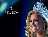 Miss USA Crown