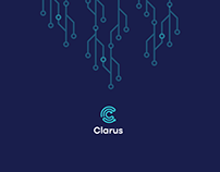 Clarus Website and Branding