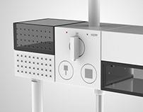 KUBRIK Modular System by NDW