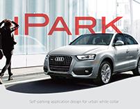 Self-parking Application Design for Audi(2014)