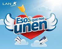 LAN Chile / Esos que nos unen