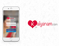 K for Kalyanam Mobile App