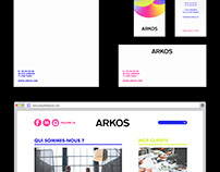 Arkos — rebranding