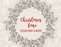 Christmas Time Collection + FREEBIE