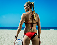 Kerri Walsh for Wilson