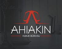 AHIAKIN LAW | Logo Design