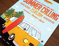 Summer Poster / Flyer