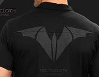 Noctucloth - Logo For Sale