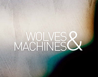 Wolves & Machines EP Artwork