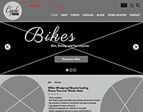 Mock Website designs