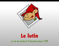Le lutin (Site web)