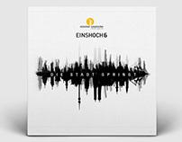 CD-Cover für EINSHOCH6 und die Münchner Symphoniker