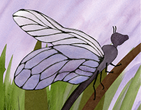 Children's Book Illustration (ages 4-6)