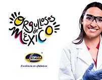 Campaña. Orgullosos de México. Laboratorios Sophia