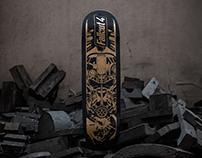 Power Armor Skate Deck