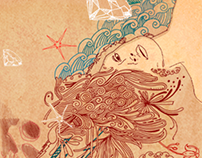 Ilustraciones / Portadas Series Media