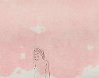 Image Transfer Mono Print Series III