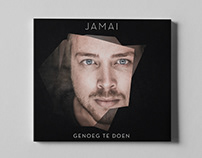 Photography and album cover artwork design Jamai