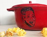 CRISPETÓMICA the atomic popcorn pot