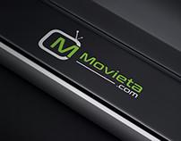 Design a logo for Movieta.com