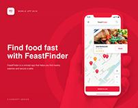 FeastFinder - Find Food Fast.