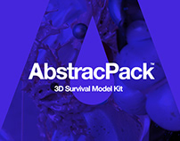 AbstracPack™ | 3D Survival Model Kit