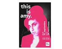 This is Amy | Exposición