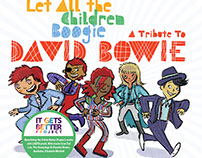 David Bowie - Let All the Children Boogie