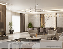 Living/Dining Modern Design