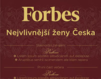 FORBES PARTY
