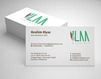 ILAA Maldives Business Card