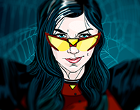 Spider Woman #FanArt