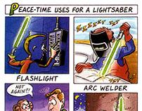 Starlog Cartoons 1997