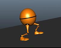 kung fu Ball