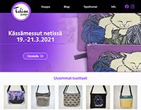 Talisa Design Ecommerce Design