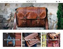 Ecommerce Website Mockup