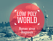 LOW POLY WORLD - Human infection