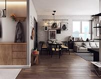 Nordic Apartment!!