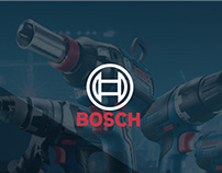 BOSCH (web and app design)