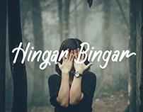 Hingar Bingar Free Font (Personal Use)