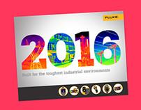 2016 Fluke Calendar