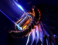 Digital Experimentation #4 - Otherworldly Portal