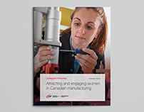 Untapped Potential – Women in Canadian Manufacturing