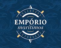 Empório Marítimos - Branding