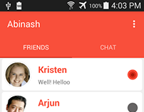 Whatschat - Whatsapp Clone