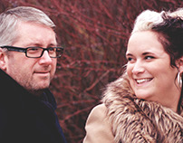 Melly and Jon New Duet Photoshoot