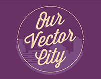 Our Vector City: Asheville