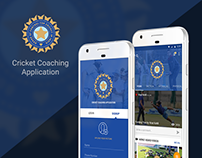 BCCI | Cricket Coaching Application